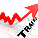 website traffic -lead generation