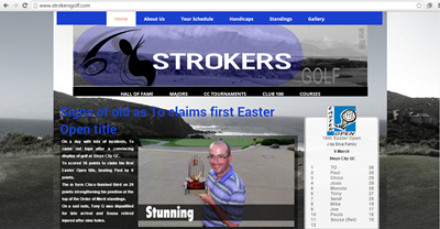 strokers Golf in South Africa