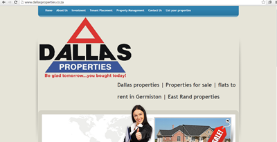 Properties for sale in South Africa