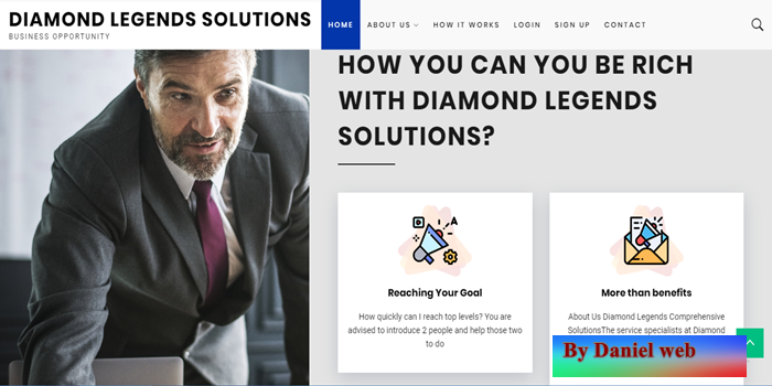 Diamond legends Solutions